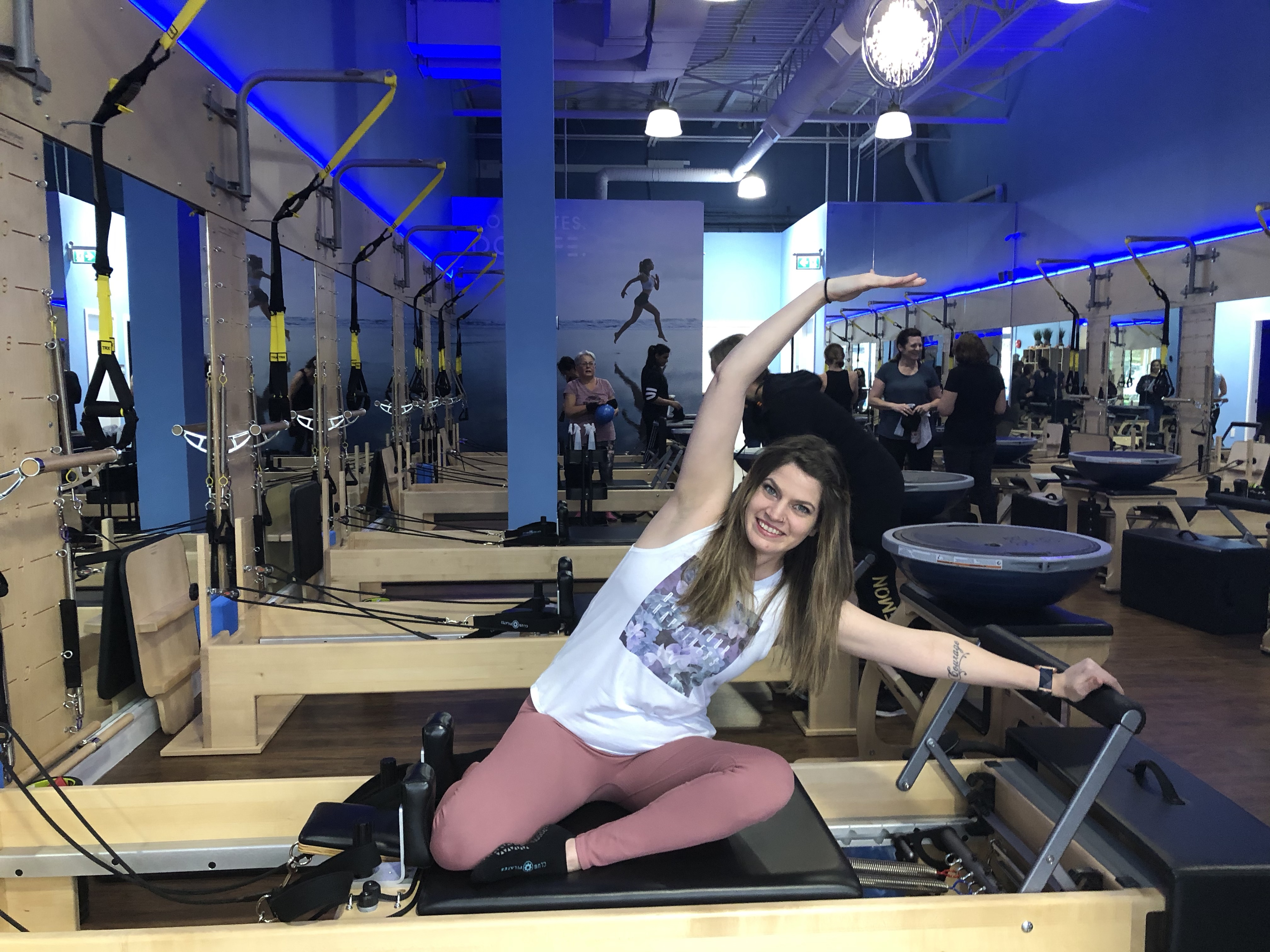 Pilates After Kidney Removal - Kelsey's Story