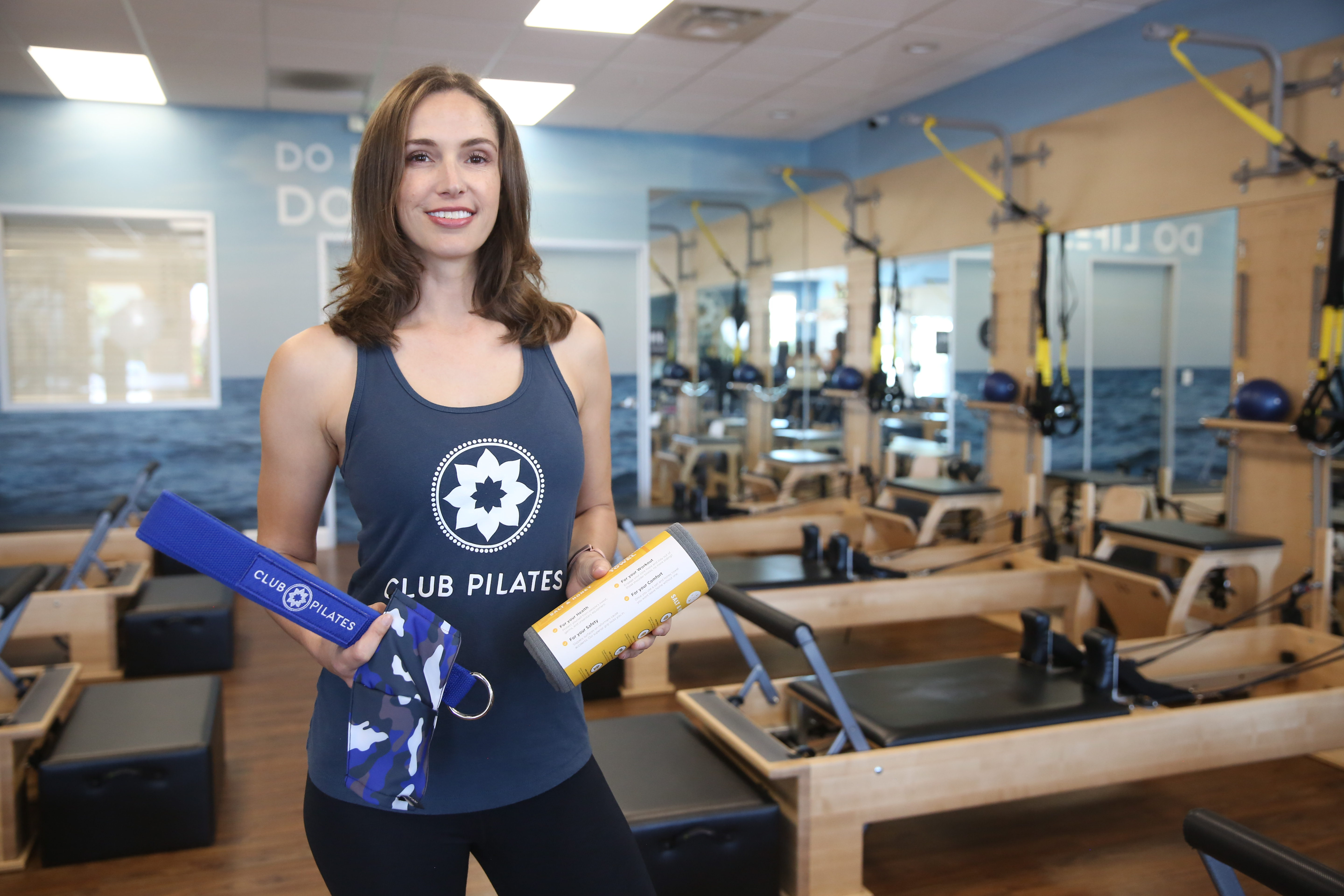 Returning to Pilates During a Pandemic