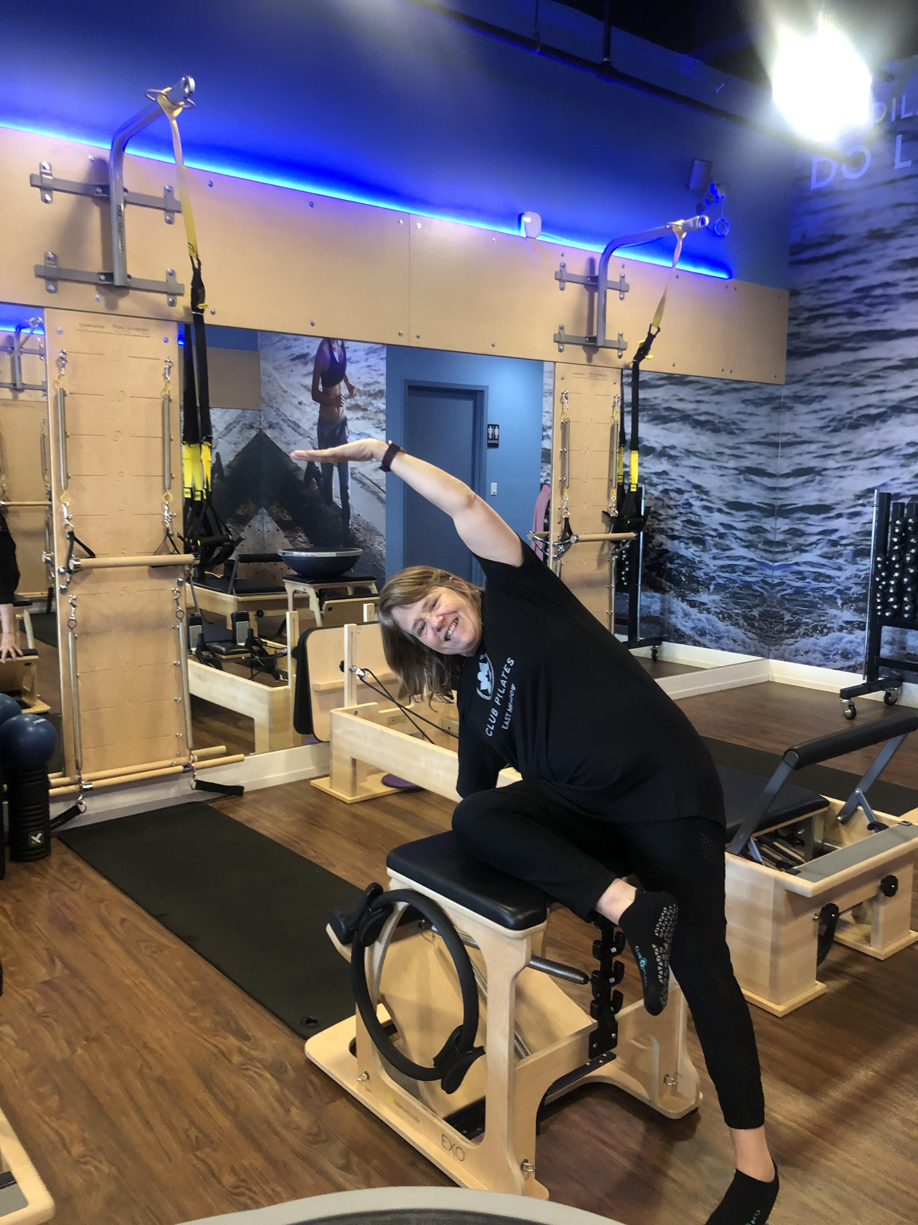 Finding A Workout That Works For Me - Eileen's Story