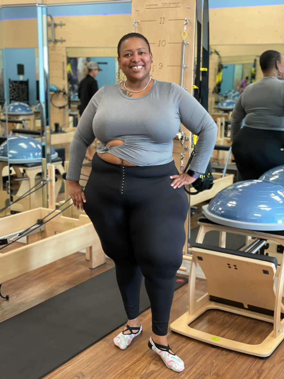 I've Lost Weight and Found Inclusivity In Club Pilates