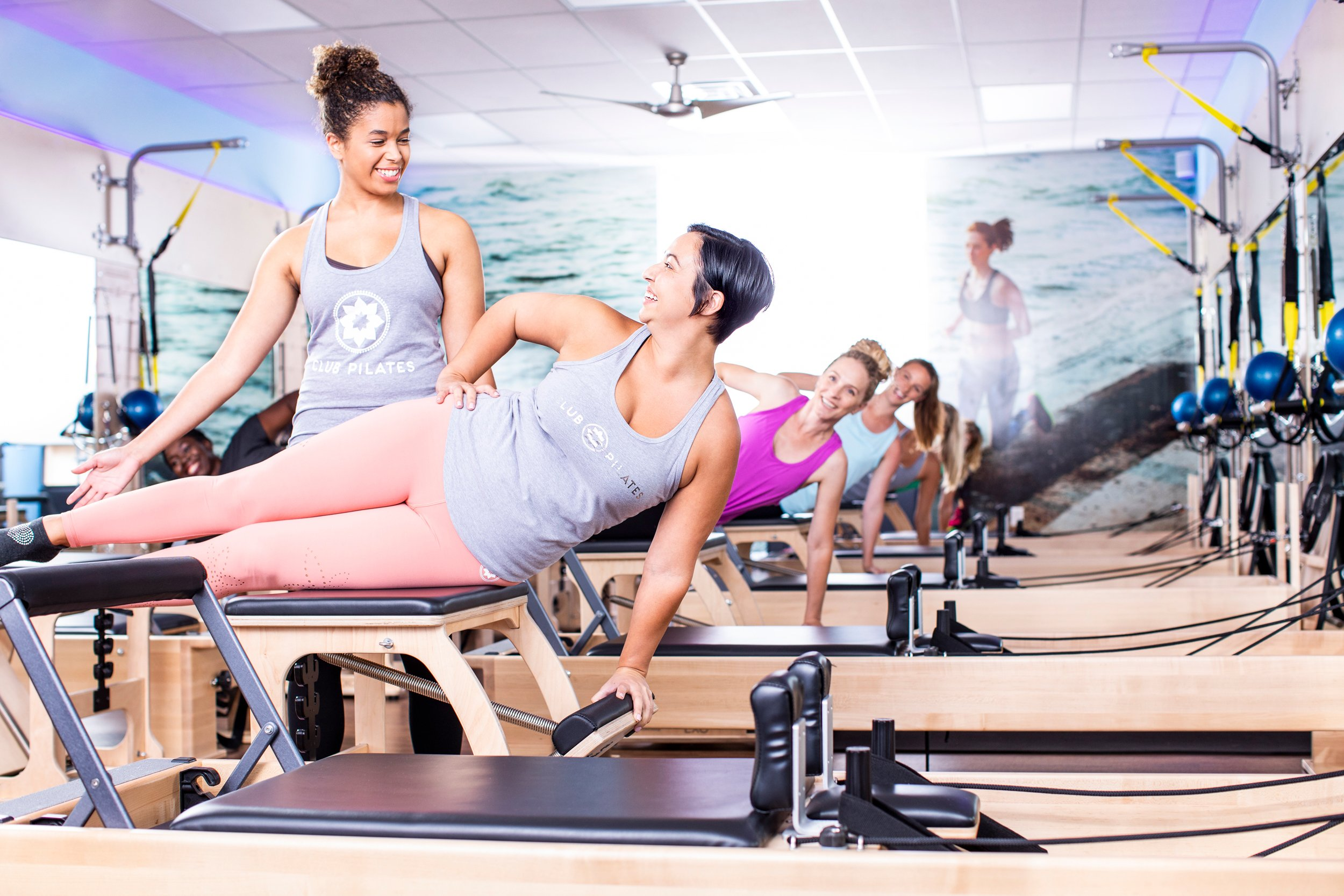 Pilates for Recovery