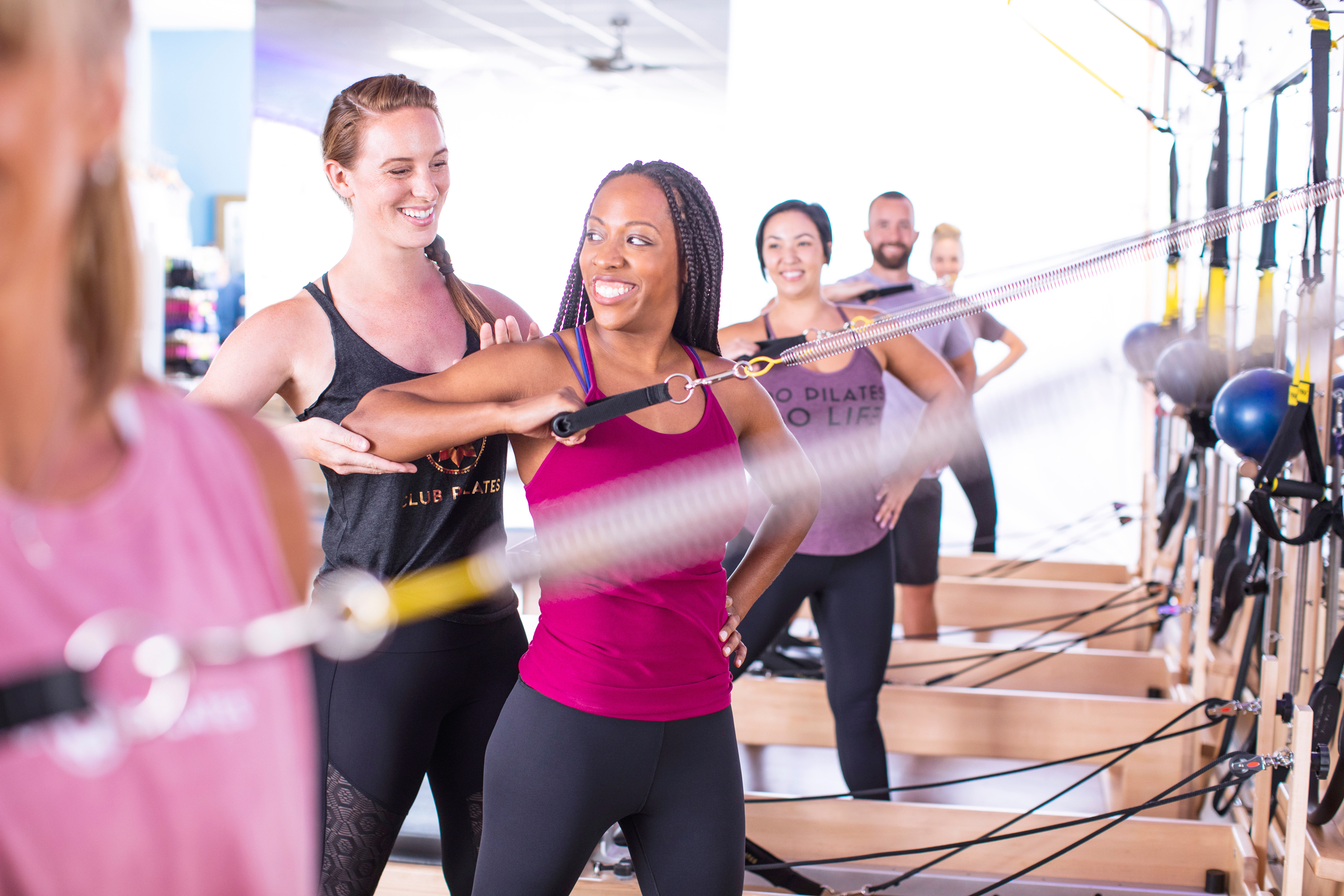 Pilates and Physical Therapy