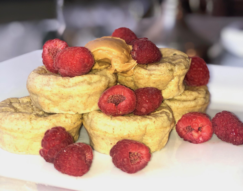5 Ingredient Healthy Muffin Recipe!