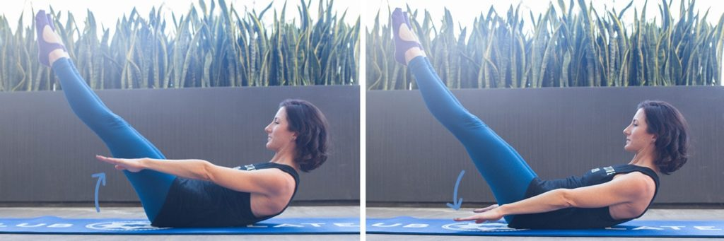 5 Pilates Moves for Full Body Toning!
