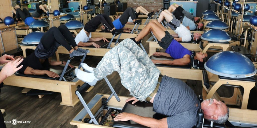 5 Reasons Why: Club Pilates is Great for Men