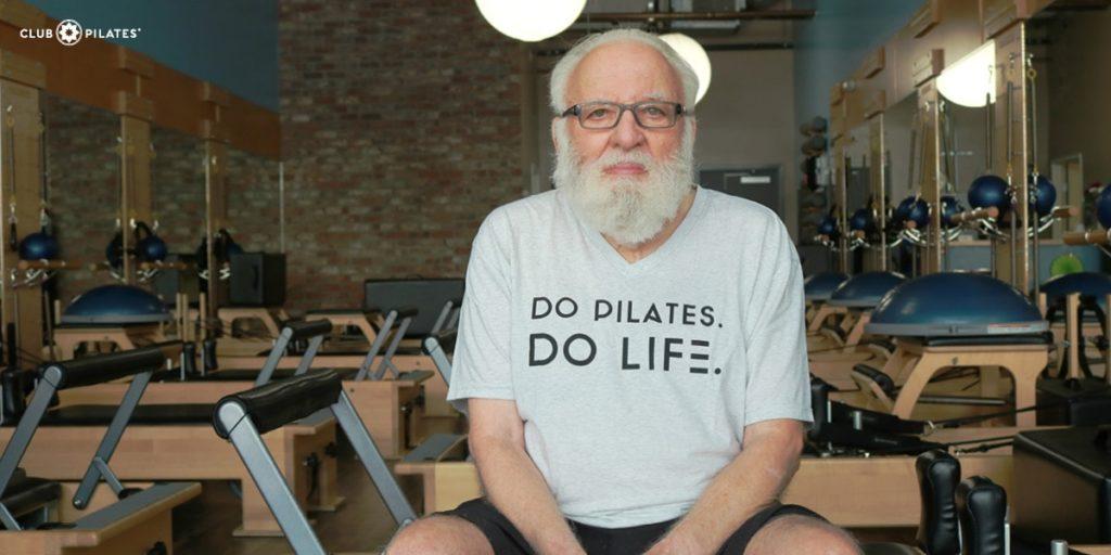 Men Over 50 need Pilates