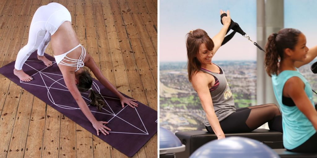 7 Key Differences Between Yoga and Pilates