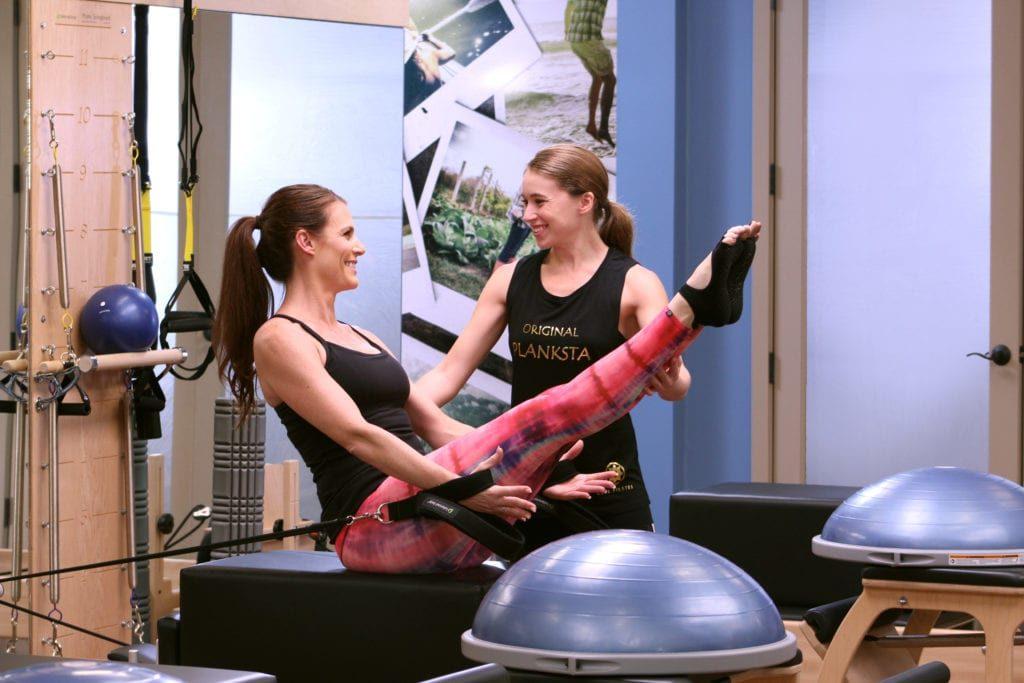 How to Do the Pilates Teaser