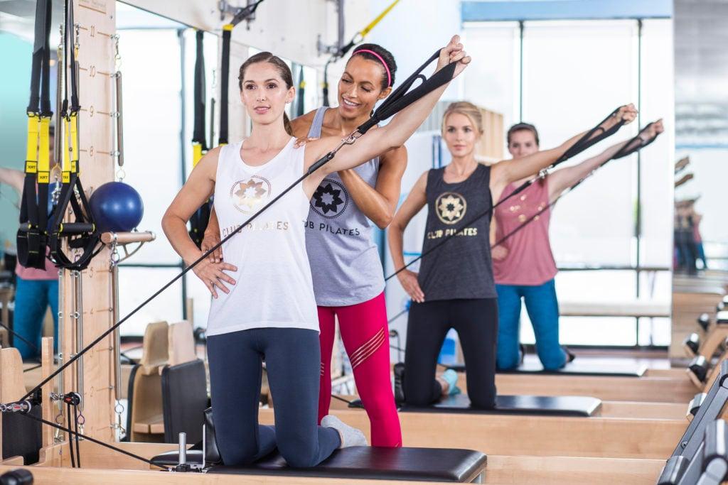 Benefits of Pilates Postpartum