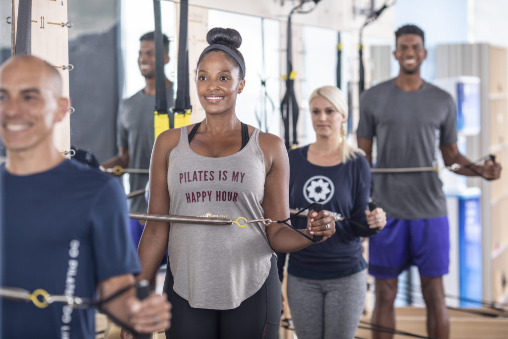Working Out with Friends - Helpful or Hurtful?