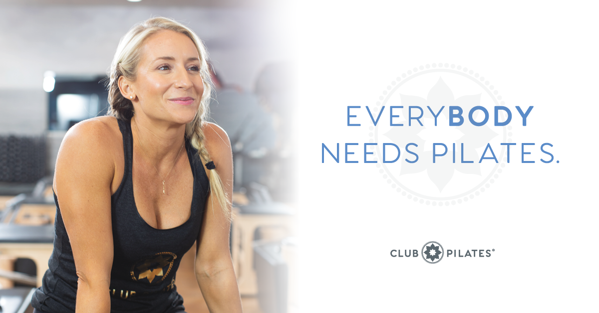 Every Busy Mom Needs Pilates