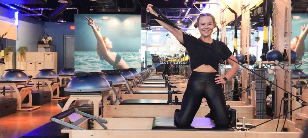 Instructor Spotlight: From Desk Job to Pilates Powerhouse