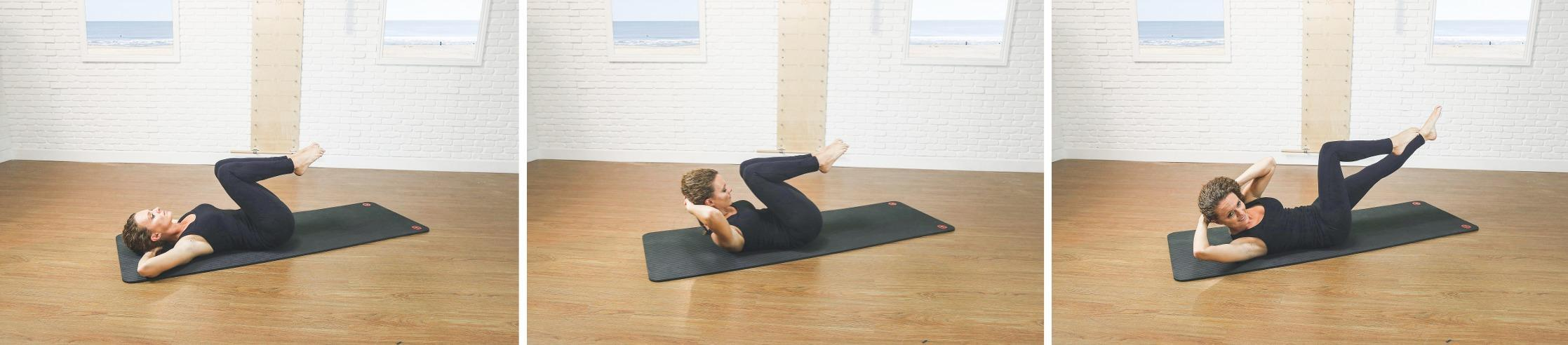 5 Pilates Moves to Target the Obliques