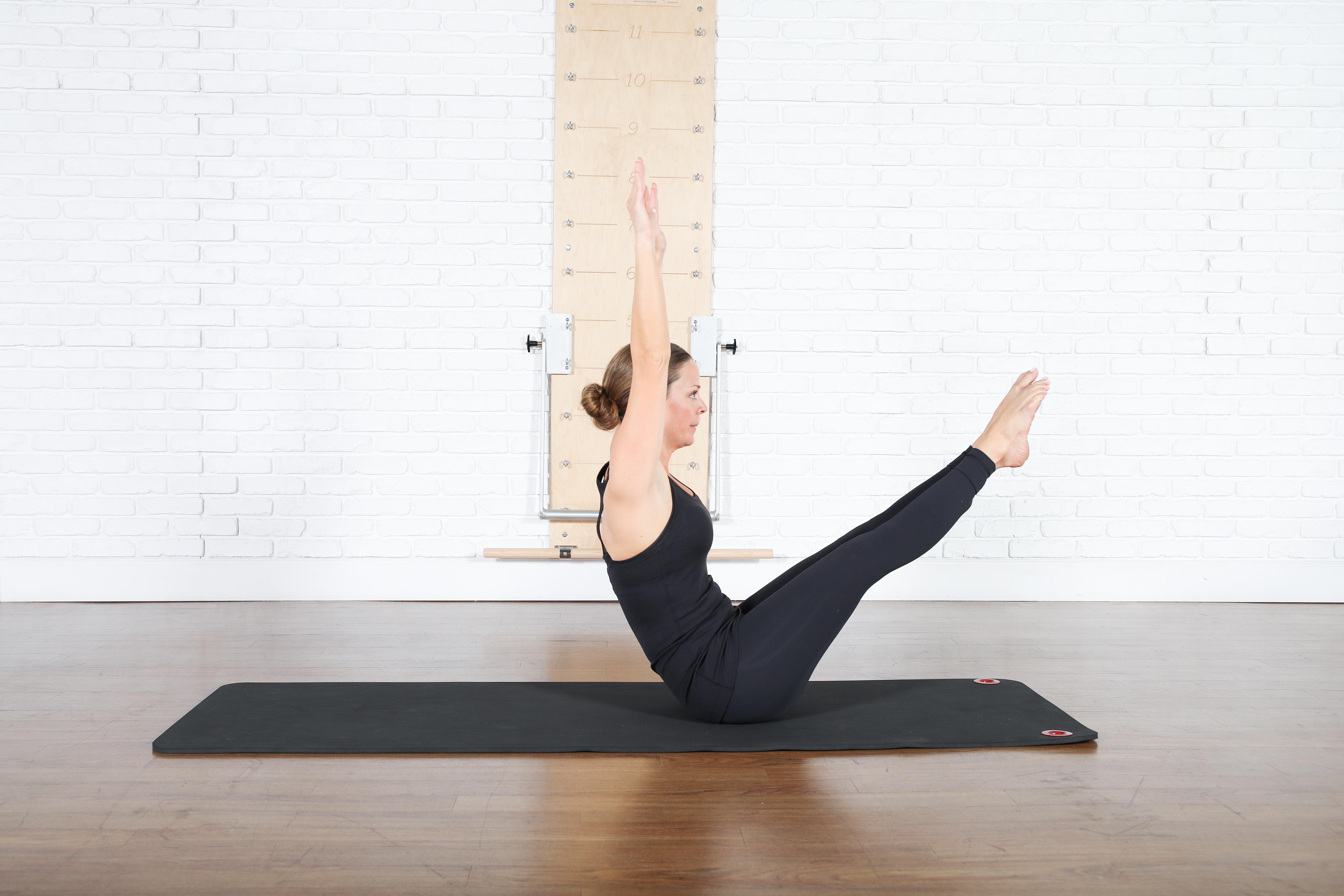 10 Core Strengthening Pilates Moves