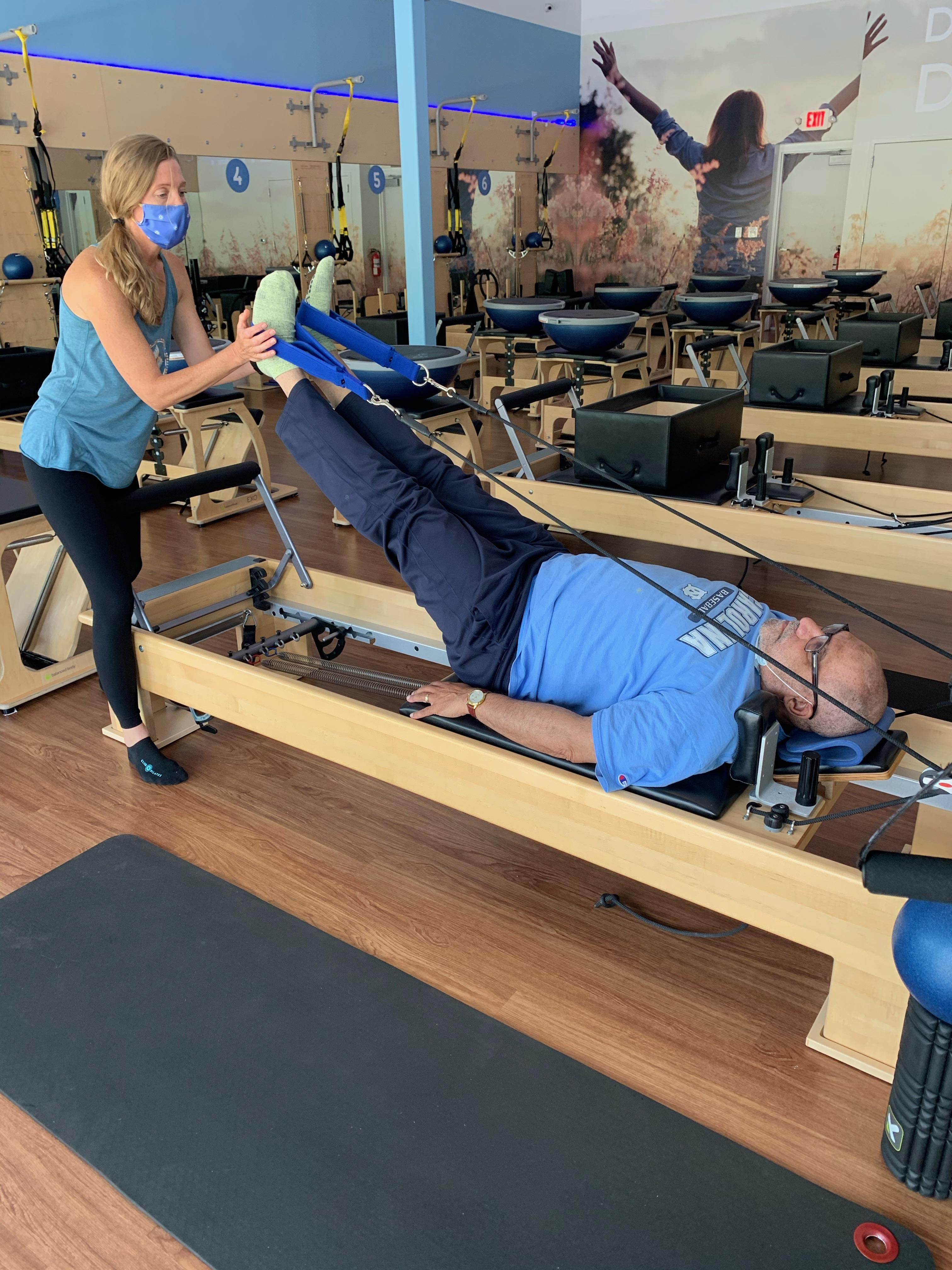 How Pilates Changed Our Wellness Routine After A Stroke