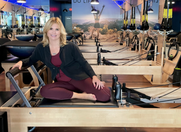 Pilates Helped Me Discover a Lump, and Later Recovery from Surgery